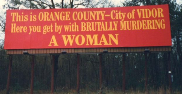 And Now You Know The Billboards That Inspired A Movie Orange
